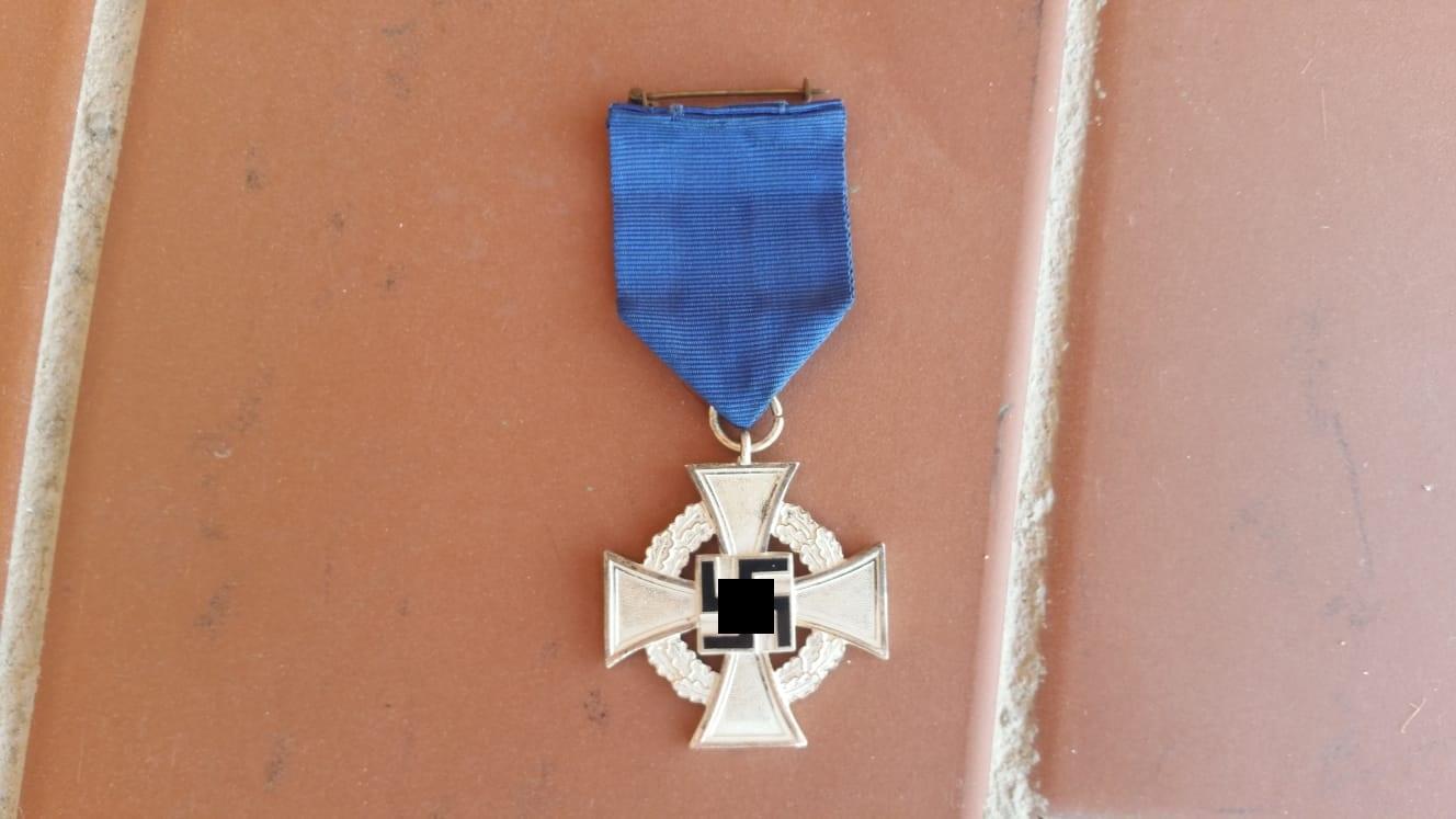 Medalla Militar, Alemania / WWII