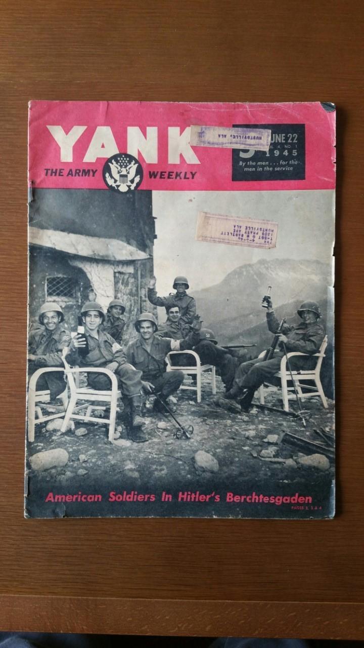 Revista Militar, USA / WWII