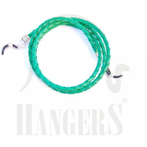 Cordón de Gafas Amsterdam verde esmeralda