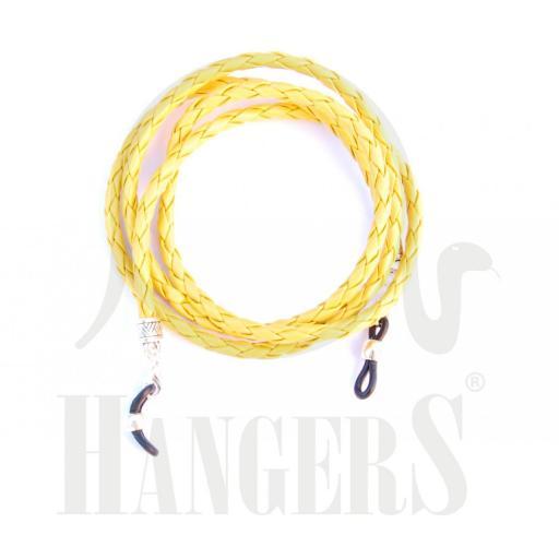 Cordón de Gafas Amsterdam Amarillo