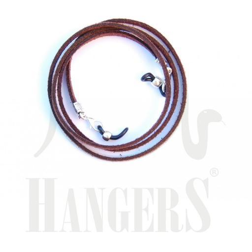 Cordón  de Gafas Cherokee chocolate