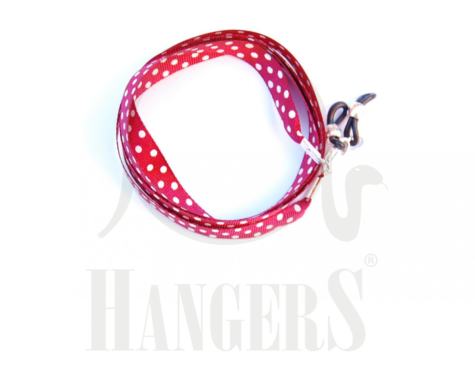 Cordón de Gafas Sevilla rojo