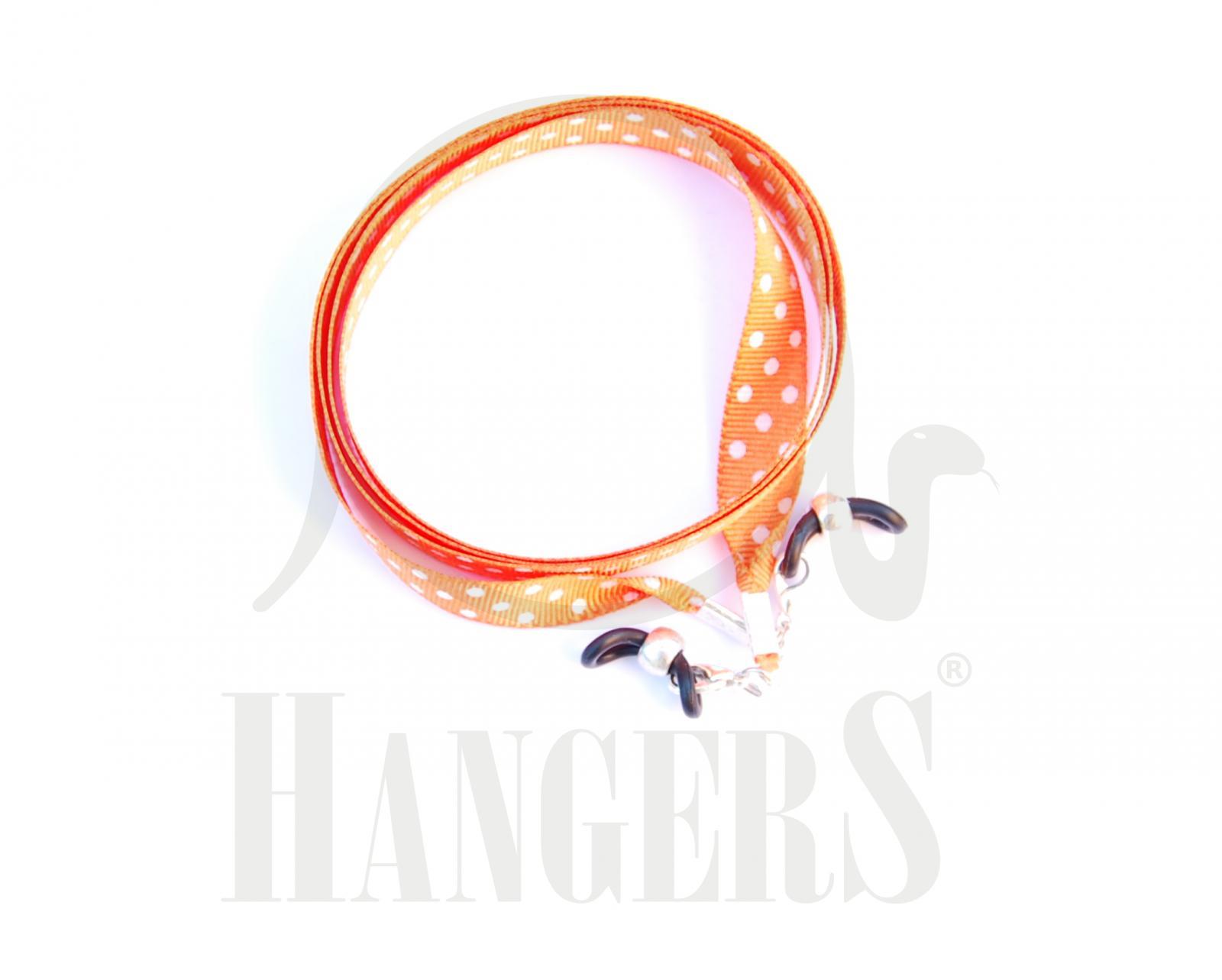 Cordón de Gafas Sevilla naranja