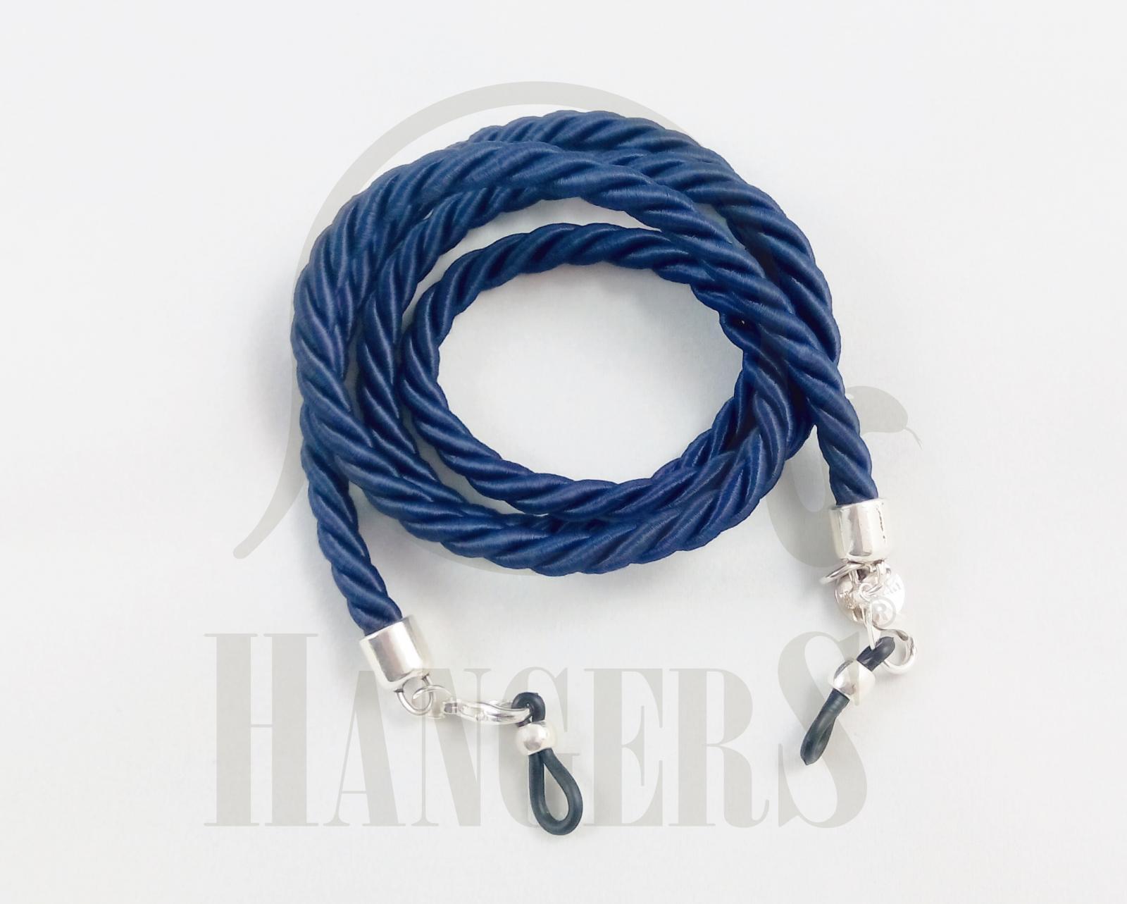 Cordón de Gafas Venecia azul marino