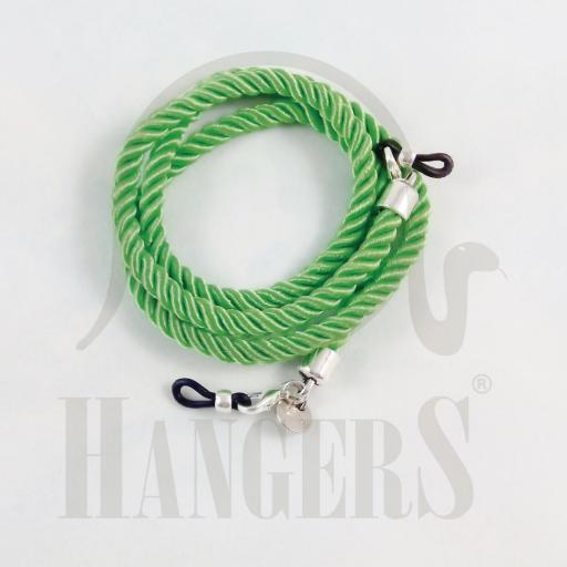 Cordón de Gafas Venecia verde