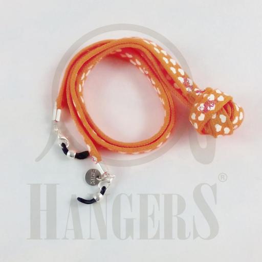 Cordón de Gafas Baqueira corazones