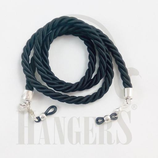 Cordón de Gafas Venecia negro