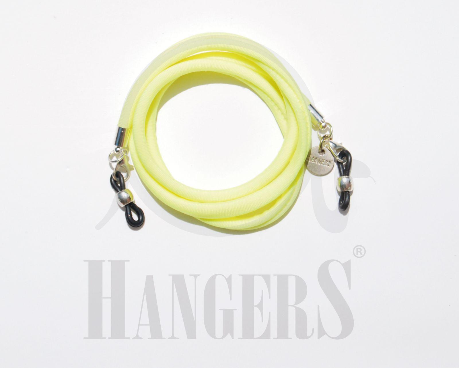 Cordón de Gafas Bikini amarillo