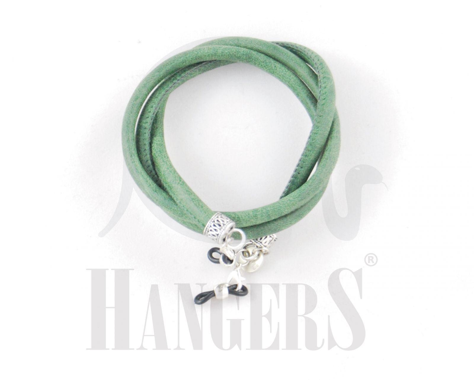 Cordón de gafas Dallas verde