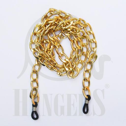 Cadena Chanel dorada [0]