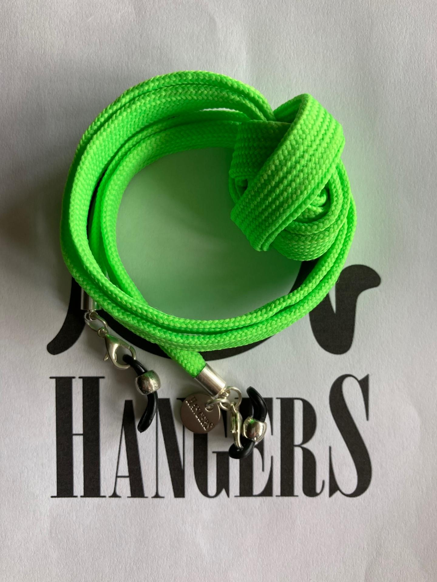 Cordón de Gafas Baqueira verde fluor
