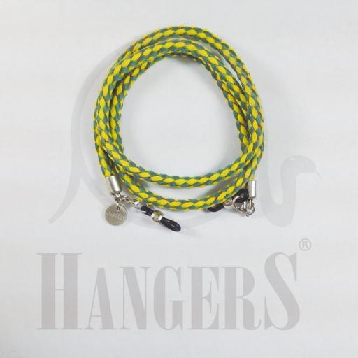 Cuelga Gafas Menorca Amarillo