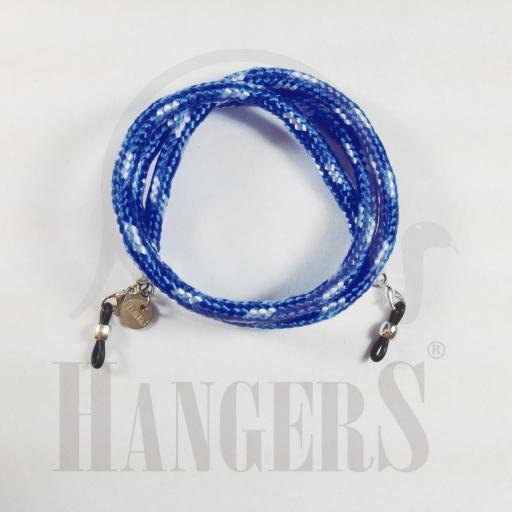 Cuelga Gafas Sicilia Azul