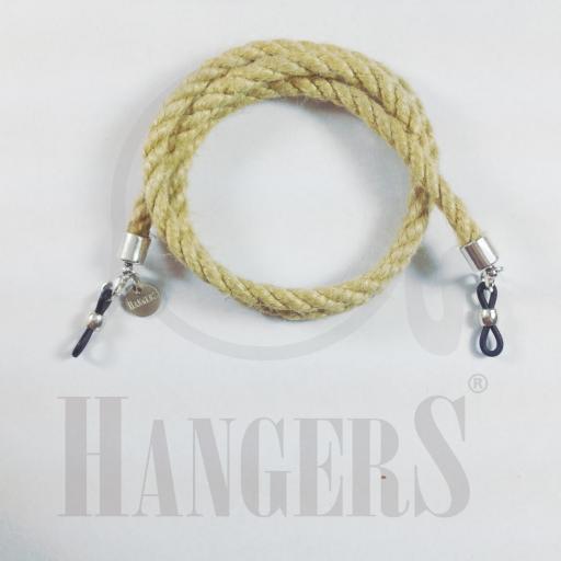 Cordón de Gafas Rústico de Cuerda