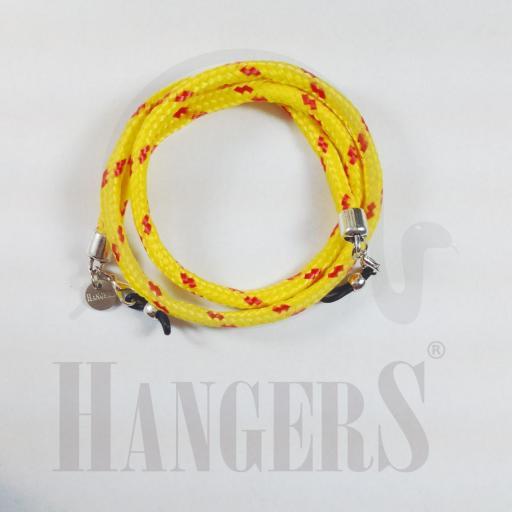 Cuelga Gafas Sicilia Amarillo
