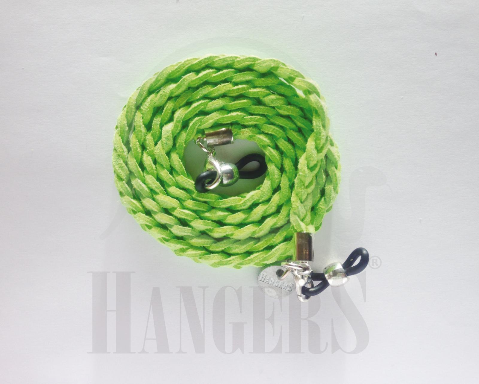 Trenza de Gafas La Haya  verde pistacho