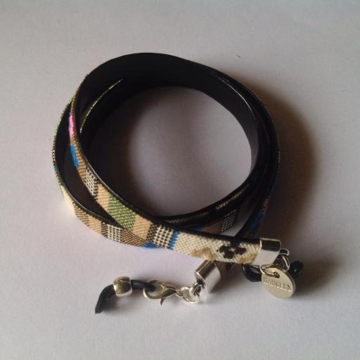 Cordón de Gafas Tecetitlan Poli Piel [1]