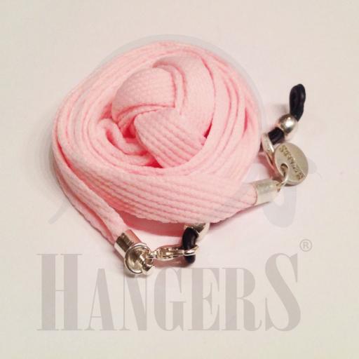 Cordón de Gafas Baqueira rosa