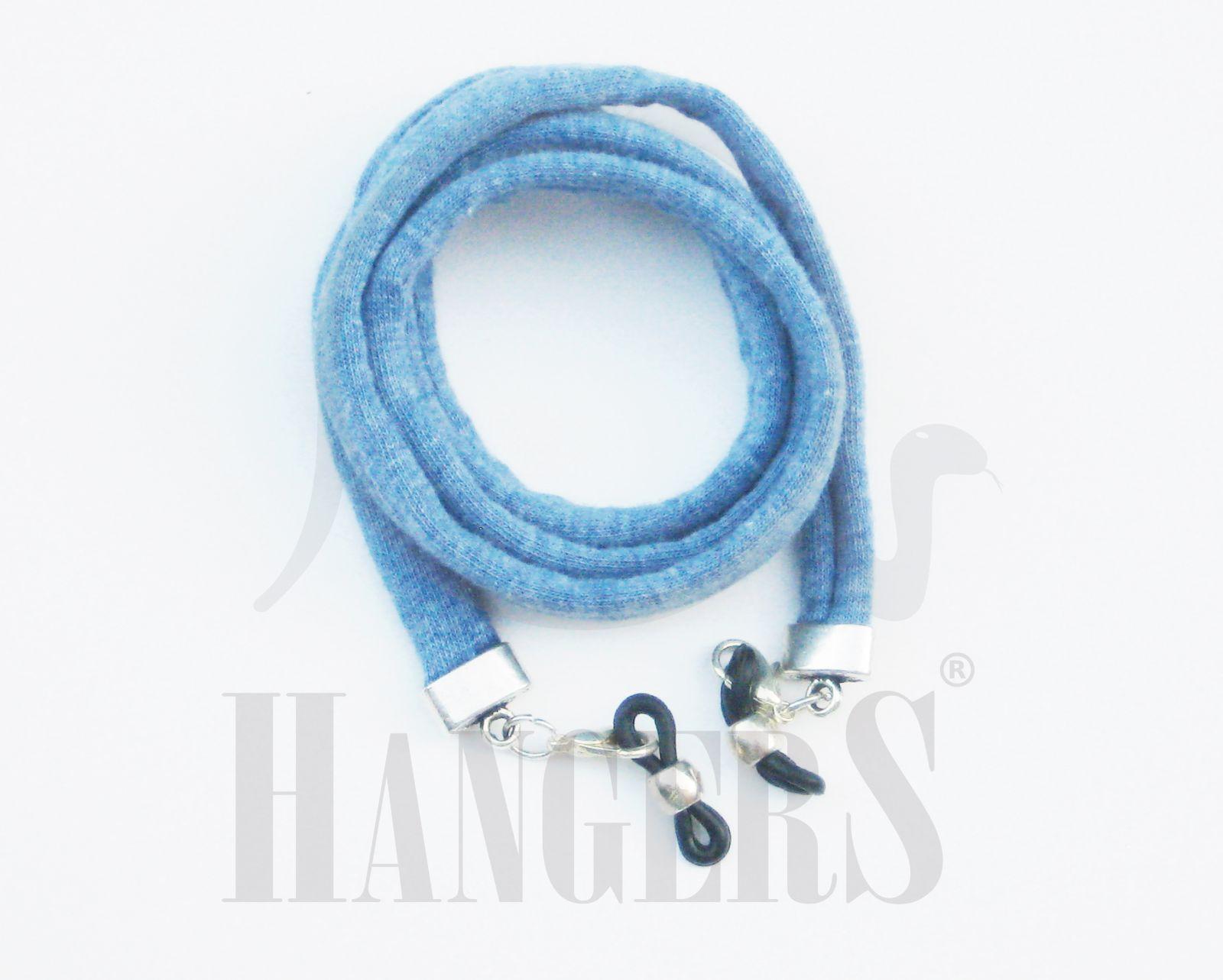 Cordón de Gafas Oporto azul medio