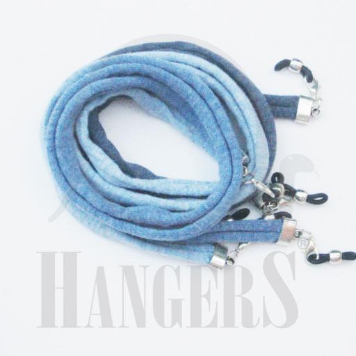 Cordón de Gafas Oporto azul medio [1]