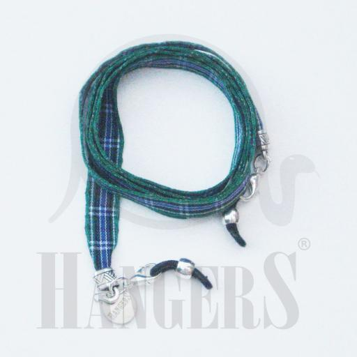 Cinta de Gafas Glasgow azul