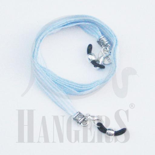 Cinta de Gafas Oxford azul claro [0]