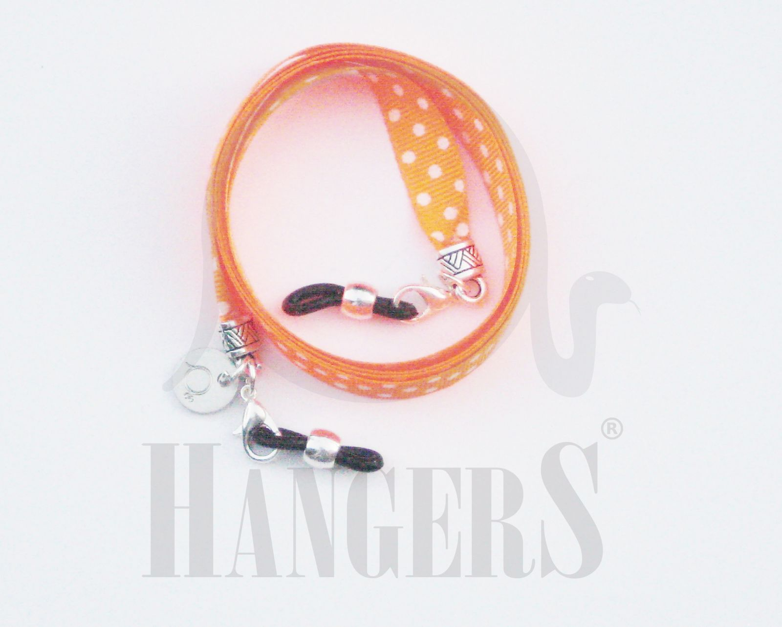 Cinta de Gafas Sevilla naranja fluor