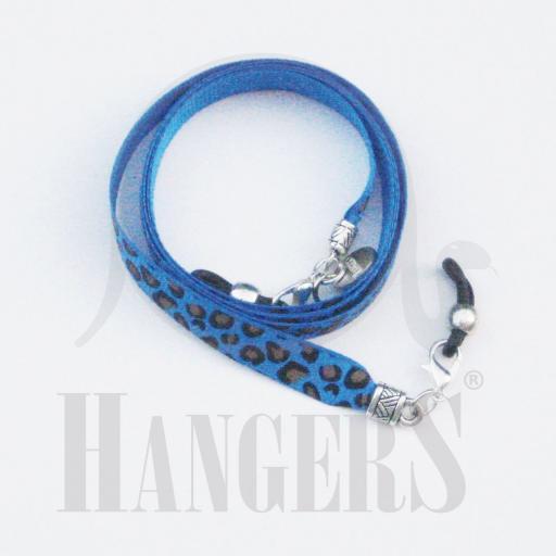 Cinta de Gafas Tanzania azulón