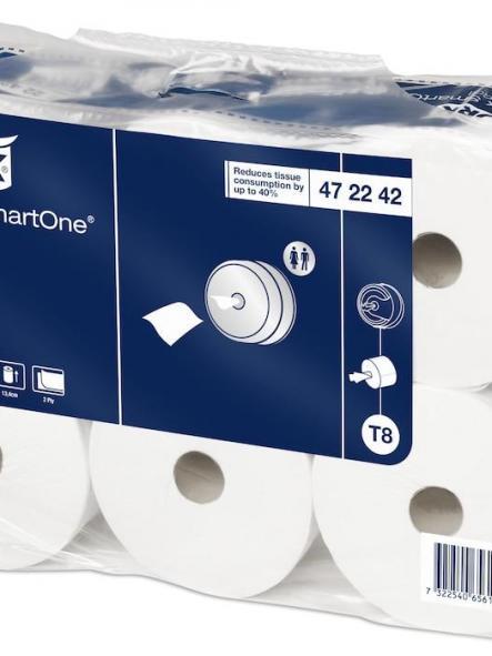 472242 Tork SmartOne® Papel Higiénico 6 ud
