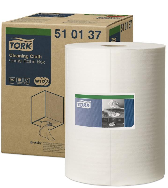 510137 Paño de limpieza Tork