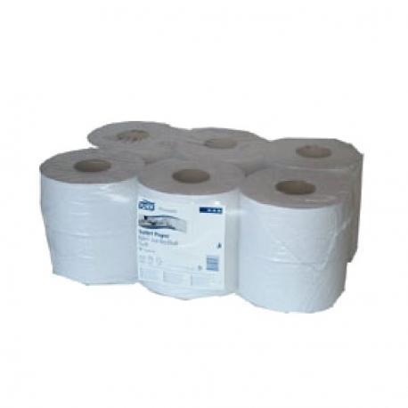 605099 Tork Rollo higiénico Jumbo 2 capas 120 m