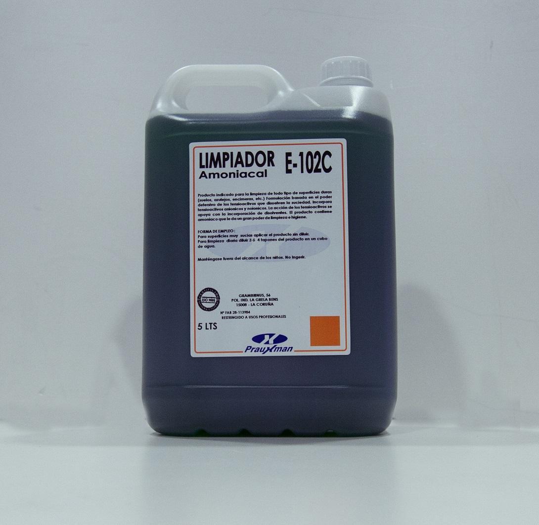 E102C Amoniacal 5 lt