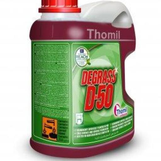 Degrass D-50  Garrafa 4,7kg [1]