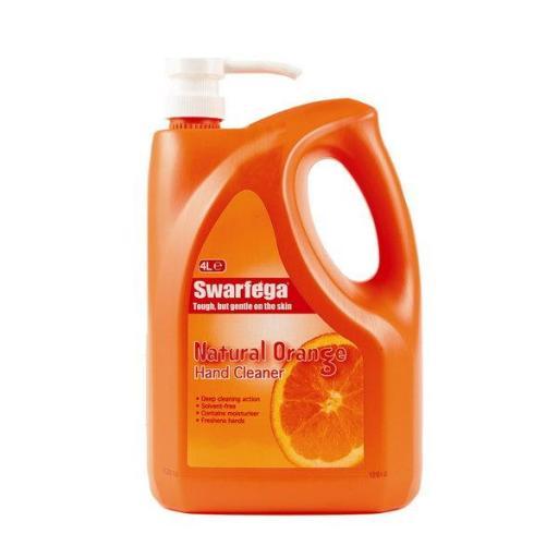 Swarfega Orange 4 Lt Pump