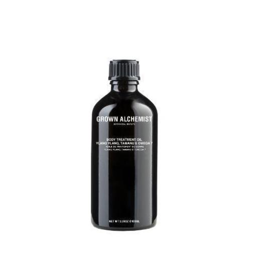 Aceite Corporal GROWN ALCHEMIST BODY TREATMENT YLANG YLANG, TAMANU & OMEGA 7 [0]