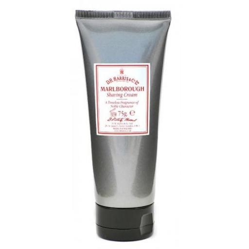 Crema de Afeitar en tubo D.R. HARRIS MARLBOROUGH SHAVING CREAM TUBE