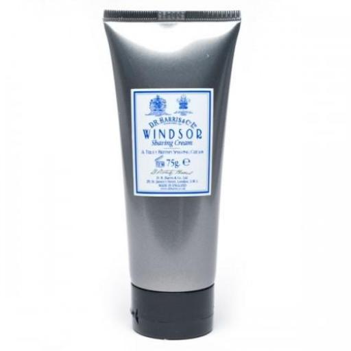 Crema de Afeitar en tubo D.R. HARRIS WINDSOR SHAVING CREAM TUBE