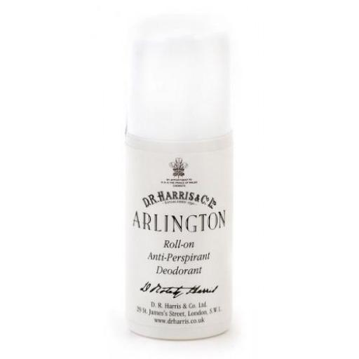 Desodorante en roll-on D.R. HARRIS ARLINGTON ANTI-PERSPIRANT DEODORANT