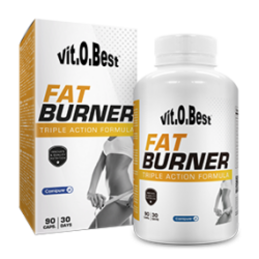 FAT BURNER plus Triple Acción 90 cápsulas