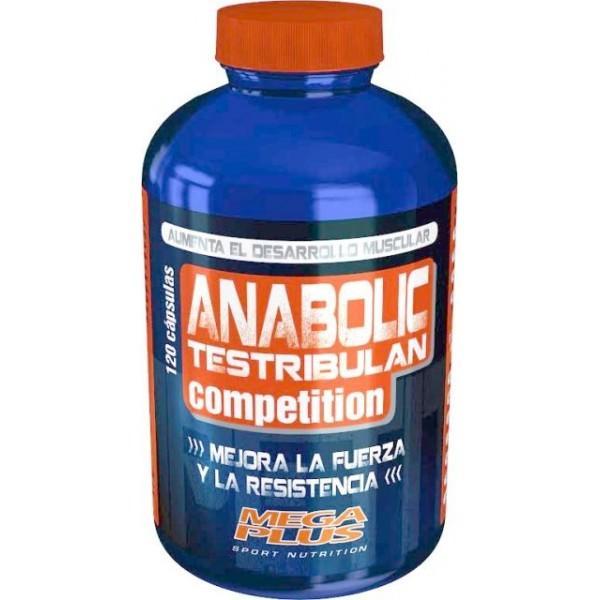 ANABOLIC TESTRIBULAN COMPETITION 120 CAPS