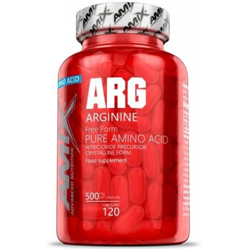 Arginina cps. 120 cap