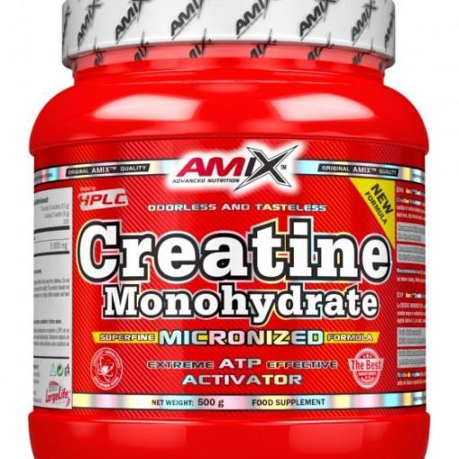 Creatina monohidrato pwd. 300gr