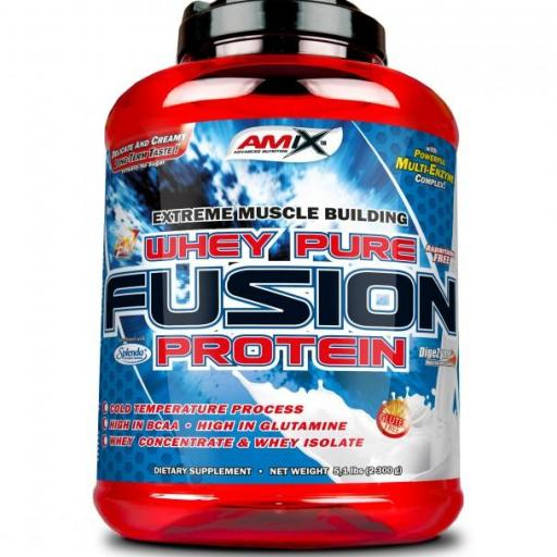 Whey Pure FUSION pwd. 2.300gr
