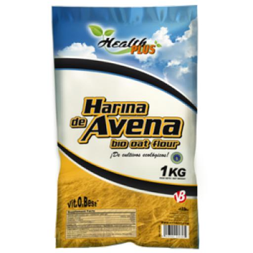HARINA AVENA 1 KG SABOR NEUTRO
