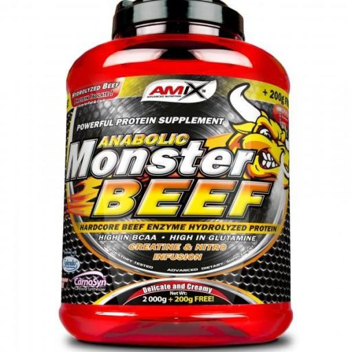 Beef Monster Protein 2200 Kg