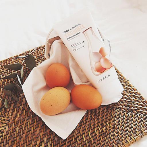 Hidratante de Máscara de Huevo