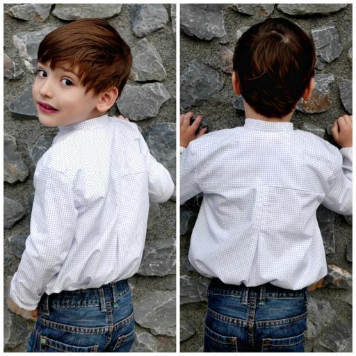 Camisa niño mod. Gabriel [3]