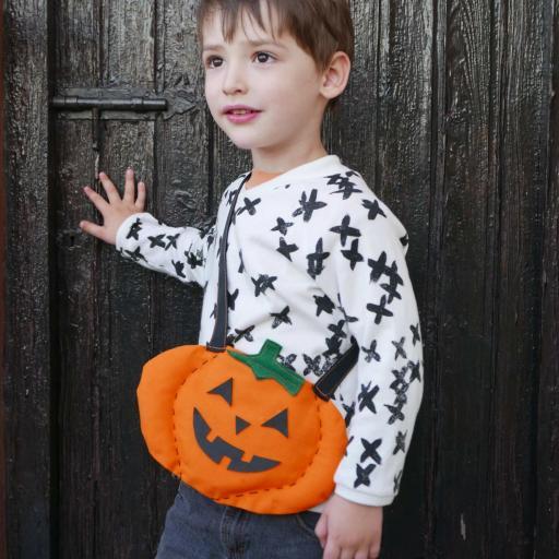 Bolso Calabaza Halloween