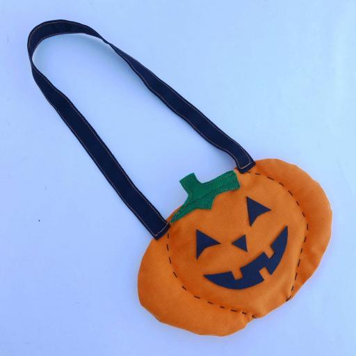 Bolso Calabaza Halloween [1]