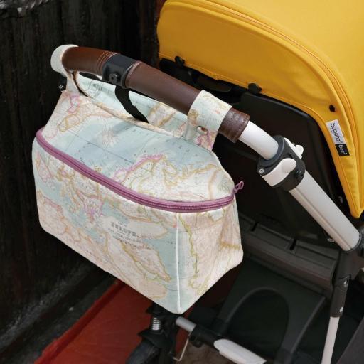 Bolso maternidad para carrito bebé [2]